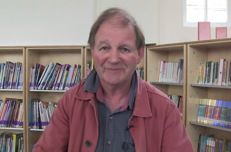 A message from Michael Morpurgo