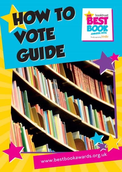 Best Book Awards 2014: How to Vote Guide